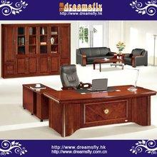 A2061 cherry wood executive desk