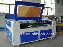 NC-D1612 double head laser cutting plastic machine