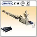 2014 Nuevo diseño sn8 hdpe línea de producción cañería ondulada