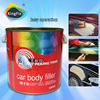 red hardener water reisstant various substrates car brush putty
