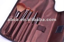 5pcs travel nylon hair emily makeup brush