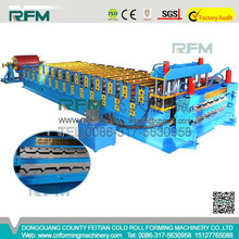 New Design Roof And Wall Panel Roll Forming Machine