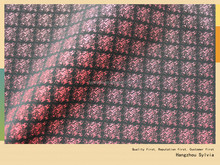 Printed PU leather Materials To shoe/different kinds of fabrics with pictures