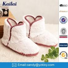 New age hiver intérieur femmes cheville chaussures