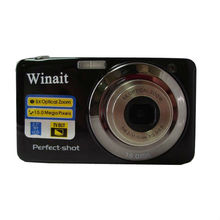 """Winait's 15 MP MAX/2.7"""" TFT LCD Digital Camera with 5X Optical Zoom Group Sourcing"""