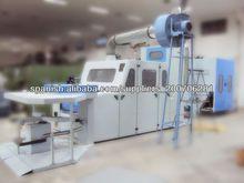 Semi Estambre Algodón y Lana Hilados Textiles Pequeña máquina de hilar