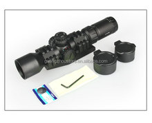 1.5-5X40BE Red Green blue Illuminated Riflescope with long eye relief