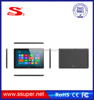 """10.1"""" IPS capacitive touch screen win 8 intel Z3735F quad core wifi tablet PC"""