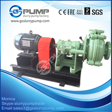 Centrifugal slurry pump electric motor drive