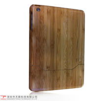Carbonized Bamboo case for iPad mini with retail package