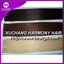 Quality tape in hair extensions 40 pcs, 20 pcs per bag according to your requirements