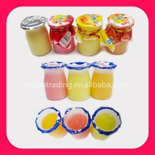 Fruit Jelly Pudding