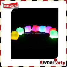 Wholesale Colourful Low Price Led Ice Cube