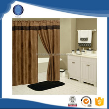 2015 New style ready made shower curtain