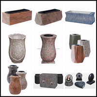 Wholesale Price Marble Vase For Tombstone Price