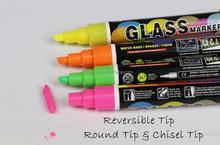 Multi color chalk marker pen, copic sketch markers