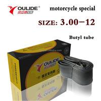 motorcycle butyl inner tube 300-12