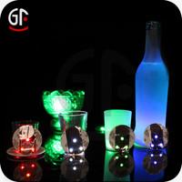 Wedding Favor Lighted Glow Led Bottle Glorifiers Display