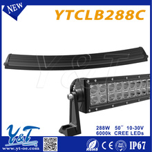 Y&T 288w used cars auction in japan4x4 offroad led work lights led high power spot light great white led driving lights for 4x4