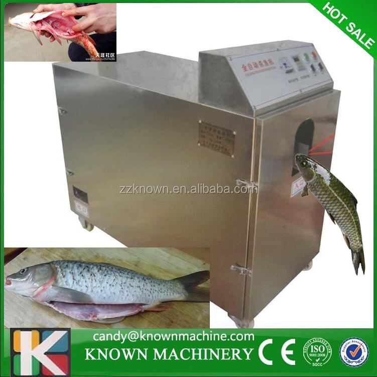 Fillet Fish Machine Fish Fillet Processing Machine