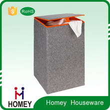 Top10 Best Selling Durable Quality Competitive Price Customised Felt Wholesale Laundry Bags In Bulk