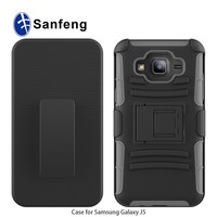 Multicolor Series models for galaxy sam J5 J500f J700f J7 heavy duty defender phone casing cover