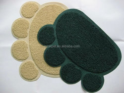 2015 New Design PVC coil Cat Litter Mat/ Pet Bed/ Dog Bed For Hot Sale