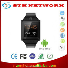 Dual ik8 Core MTK6577 Android 4.0 Smart Wrist Watch Phone with GPS WIFI Bluetooth FM for Samsung S2/S3/S4/Note 2/Note 3 HTC
