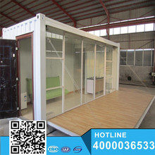 2015 New Prefab Movable Container House for Living, Office,Shop etc