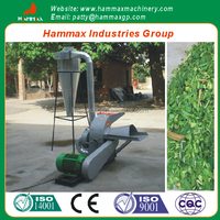 The straw processing machine hay cutting straw chopper machine