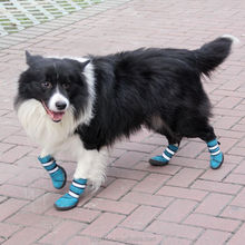 JML Non-slip Rain Shoes Medium Dog Boots Socks Pet Rubber Cat Waterproof Shoes