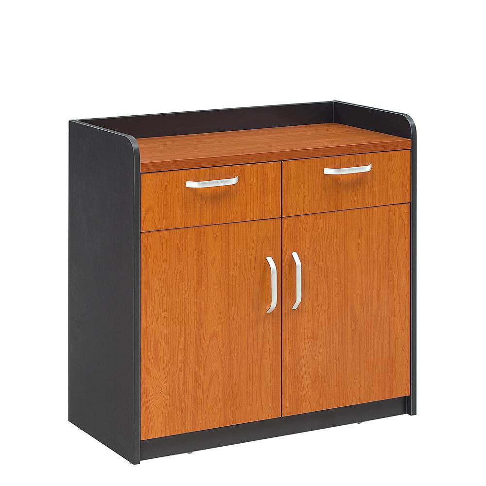 Tea cabinet wooden wood key storage