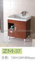antique french free standing top caninet bathroom vannity in bathroom
