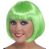 St. Patrick's Day 100th china supplier hair halloween costumes colored wigs
