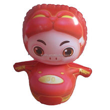 GGbond advertising inflatable cartoon,inflatable cartoon shape tumbler