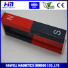 Bar sharp Educational Magnet (Teaching Magnet) double color (SGS)