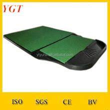 Reliable Quality Driving Range Golf Mats indoor golf pad