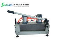 Manual desktop paper cutting machine , guillotine paper cutter