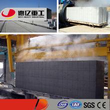 2013 New technology Advanced design aac block factory, aac block factory manufacturer