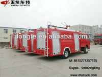 DONGTE Fire truck:fire fighting truck Call:86-15271357675