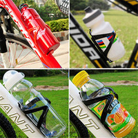 2015 Newest Portable Convinient Bicycle Rack Bike Cycling Mountain Sport Water Bottle Drink Polycarbonate Bottle Holder Cage