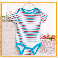 Top selling cotton cute baby stock clothes BB070