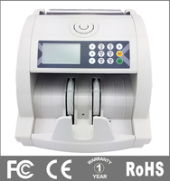hot selling fake note money counter free coin counter and detector