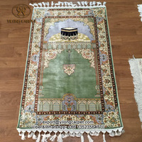 2.5x4ft Wholesale mosque arab muslim prayer carpet
