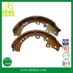 high performance Japan auto spare parts k6664 MB238114 for Mitsubishi Mazda brake shoes