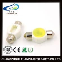 36mm led ceramic lamp festoon dome car interior lighr led signal light