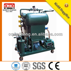 ZL High Efficiency Vacuum Switch Oil Purifier Manufacturer ro system oil mist lubrication system