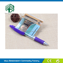 Fancy Ballpoint Pen, New Model Promotional Pen, Low Price Banner Pen