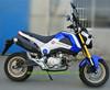 monkey motorcycle japanese 125cc chopper model