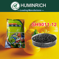 Huminrich Super Coloring Effect Economic Special Fertilizer Pice For The Humic Acid Flakes